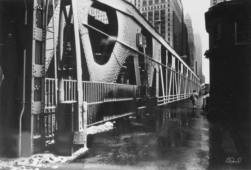 Edward Daniel's Franklin Street Bridge