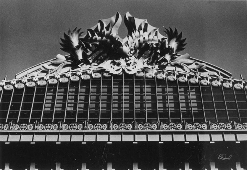 Edward Daniel's Harold Washington Library