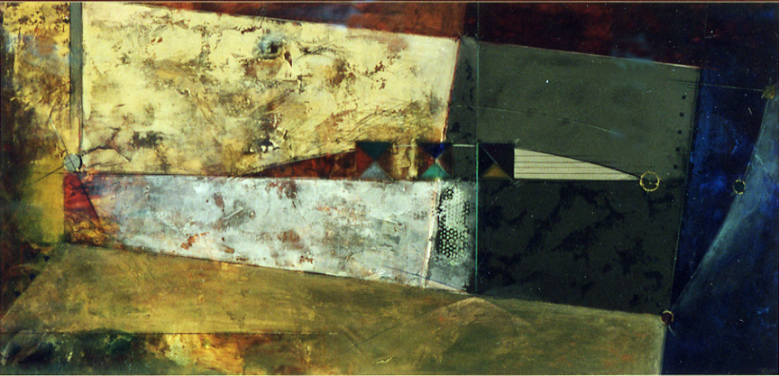 Pietro Adamo's untitled abstract 2
