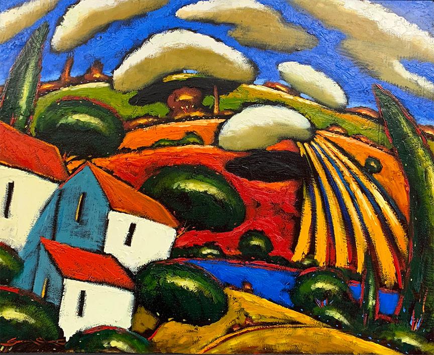 Sergey Cherep's untitled piece