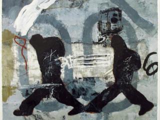"Zhou Brothers' piece entitled ""Travel Europe"""