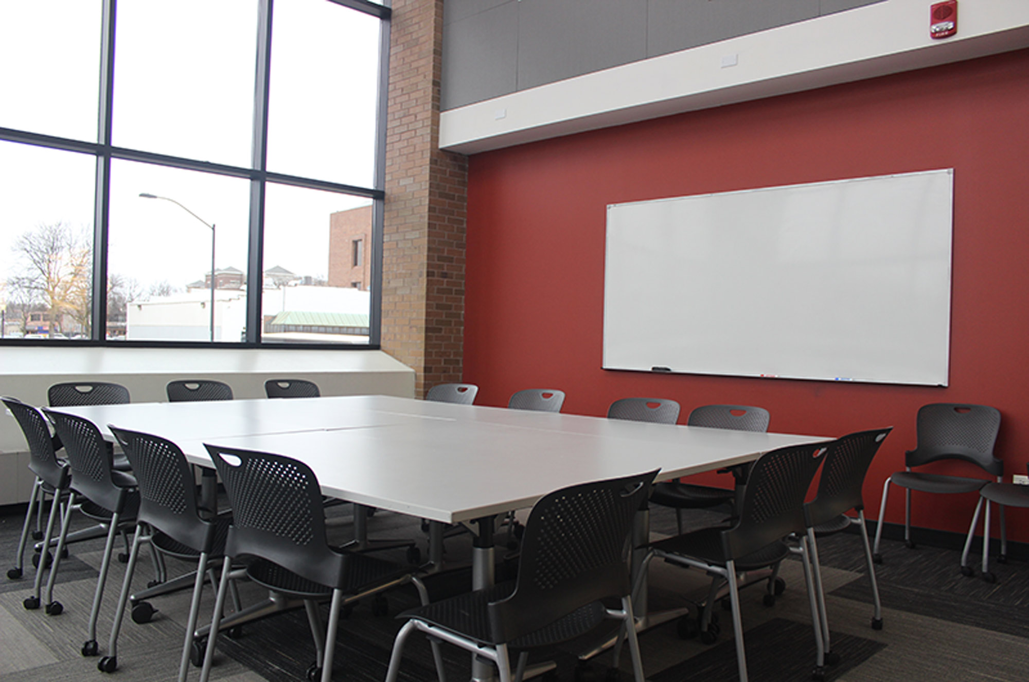conference room at DGPL